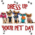 Dress Up Your Pet Day!