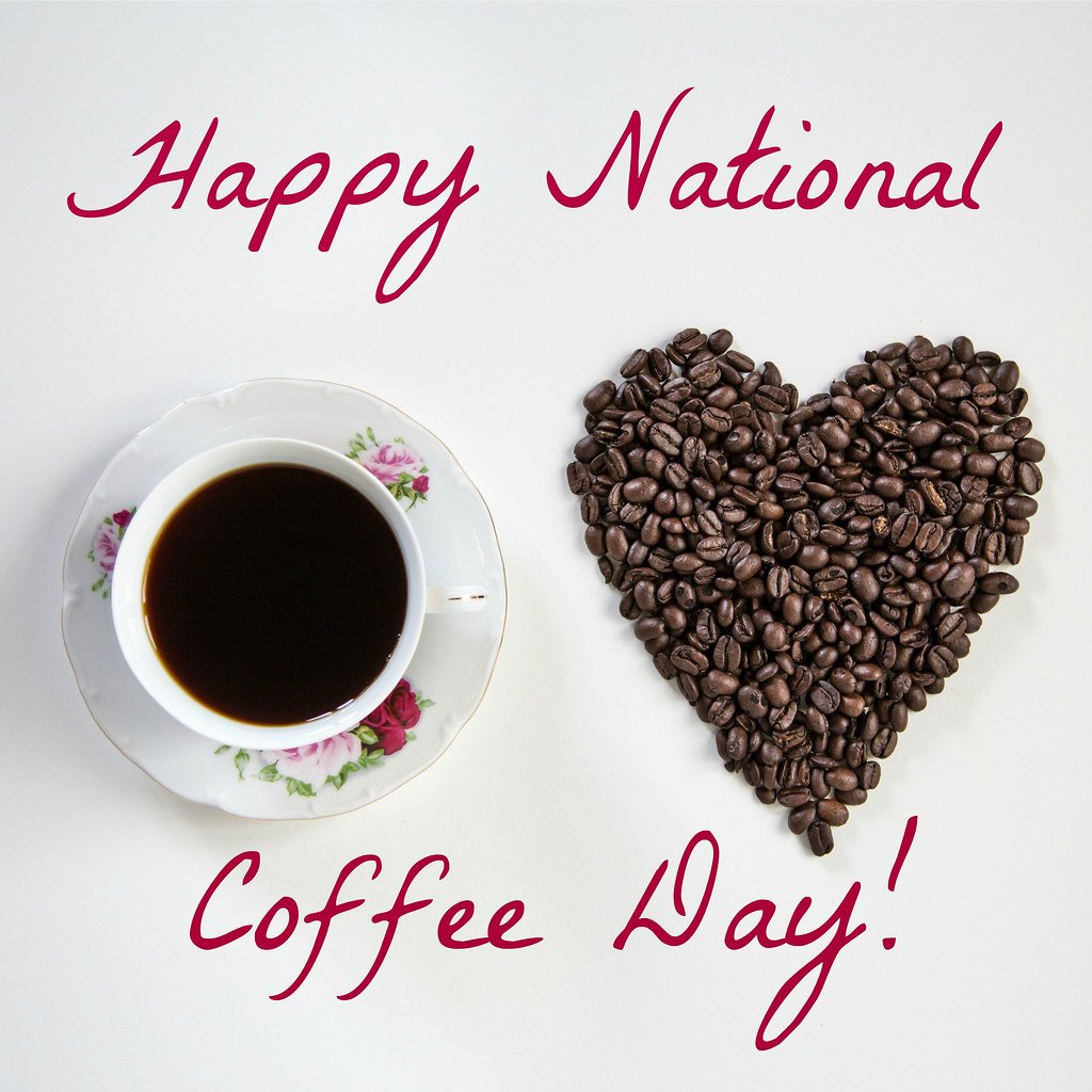 National Coffee Day!