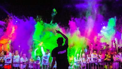 Blacklight Run Singapore