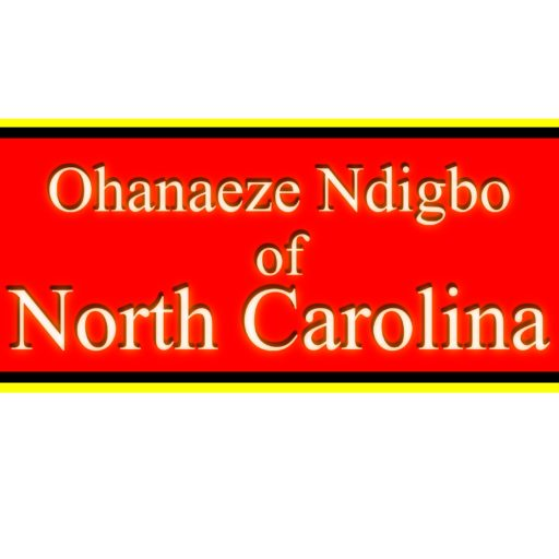 Ohanaeze Ndigbo of North Carolina – United Igbo Community of