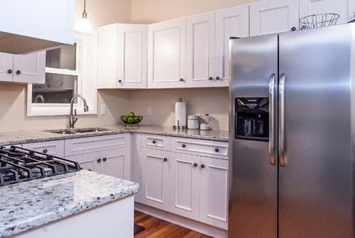 Contemporary Kitchen, Lemoyne, PA