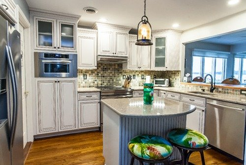 Traditional Kitchen, Lake Shore, MD