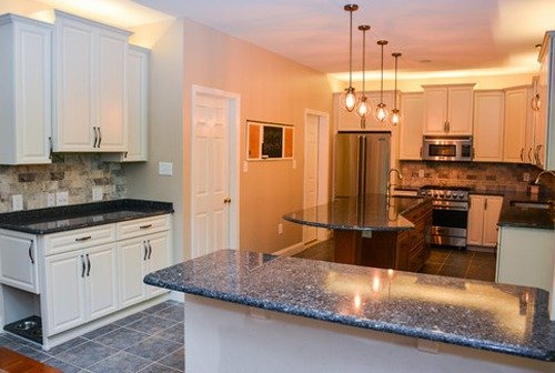 Transitional Kitchen, Fleetwood, PA