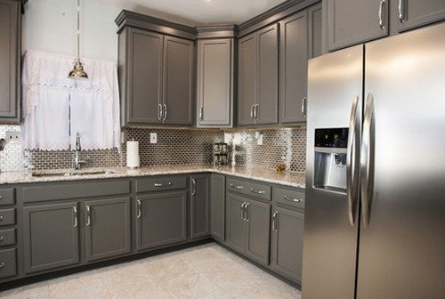 Transitional Kitchen, Sparrows Point, MD