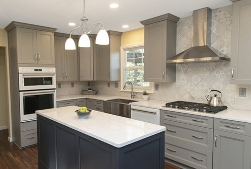Transitional Kitchen, York, PA