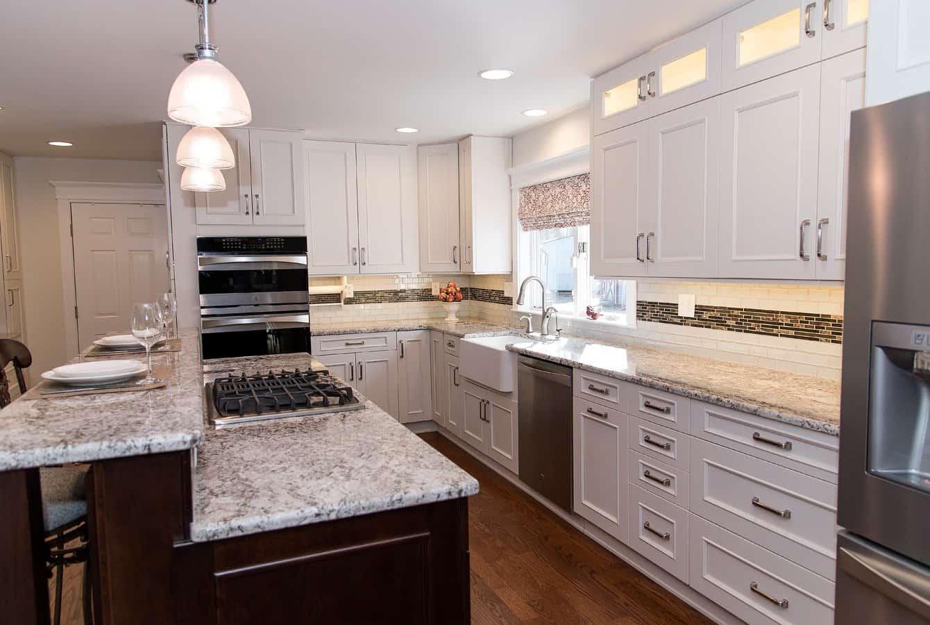 Transitional Kitchen, Glen Rock, PA