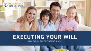 If You Have Children, You Need a Will. Here's Why