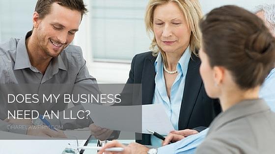 Do I Need an LLC?