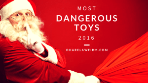 Top 10 Most Dangerous Toys of 2016