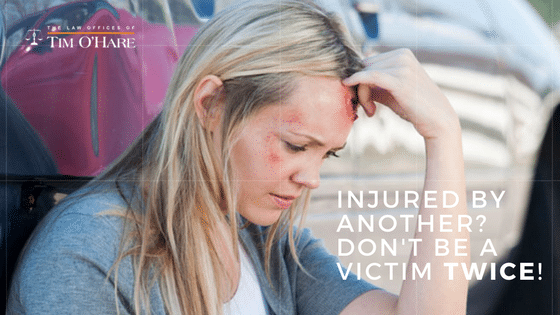 Injured By Another? Don't Be a Victim Twice! Tips to Protect Yourself from one of D Magazine's Best Lawyers in Dallas