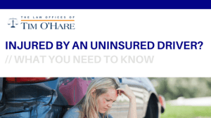 Injured by an Uninsured or Underinsured Driver? Why You Need a Dallas Car Accident Lawyer