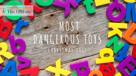 Read more about the article 2017 Top 10 Most Dangerous Toys