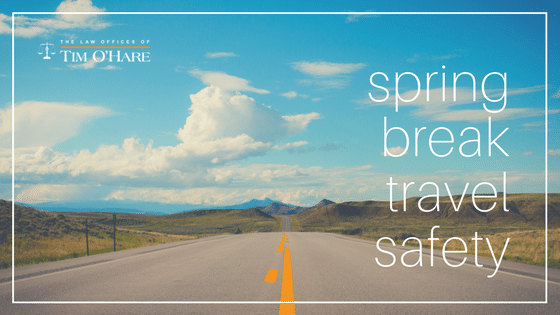 Spring Break Travel Safety Tips from Your Dallas Car Accident Attorney