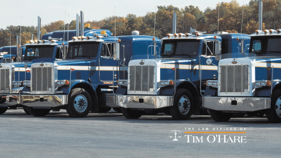 How to Win a Lawsuit Against a Trucking Company