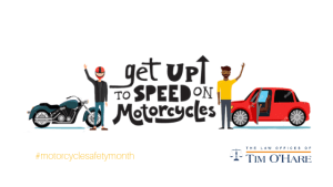 Share the Road: May is Motorcycle Safety Month
