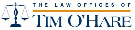 personal injury law - The Law Offices of Tim O'Hare lawyer logo