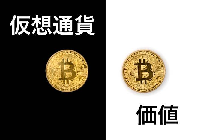 仮想通貨の価値