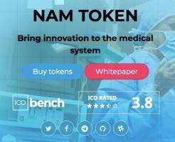 NAMプロジェクト ICO セカンドセール