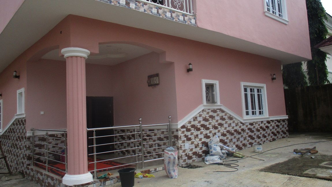 4-Bedroom Semi-Detached Duplex