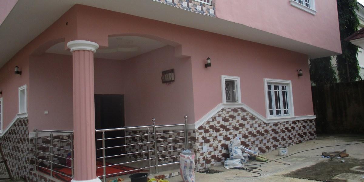 4-Bedroom Semi-Detached Duplex