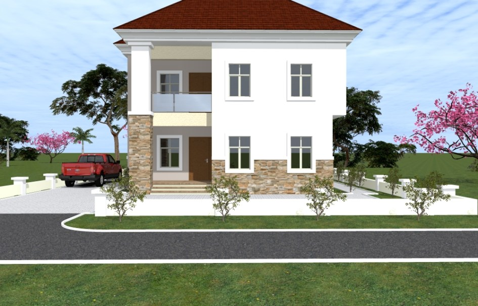 Residential Plot Of Land For Sale – Sumab Housing Estate – Sabon Lugbe District, Airport Road, Abuja-FCT.