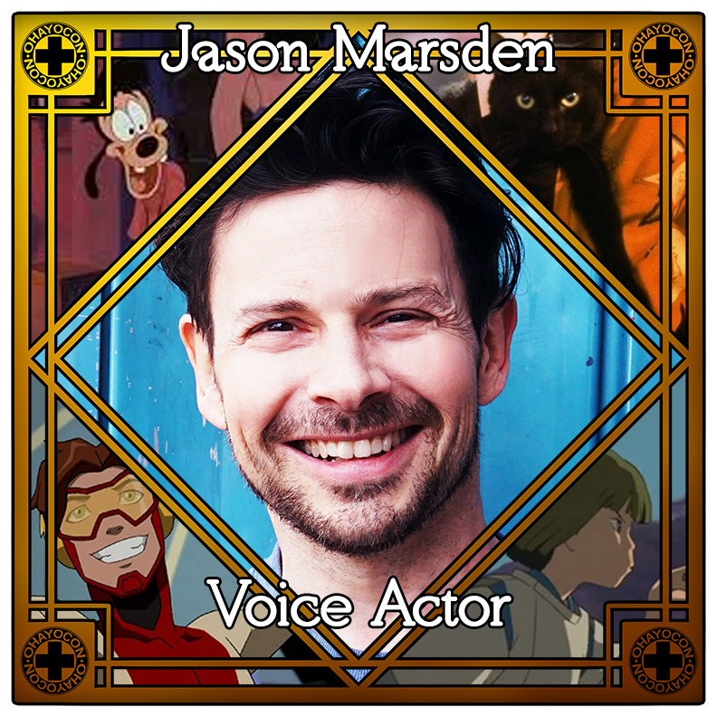Jason Marsden Voice Actor and so much more...