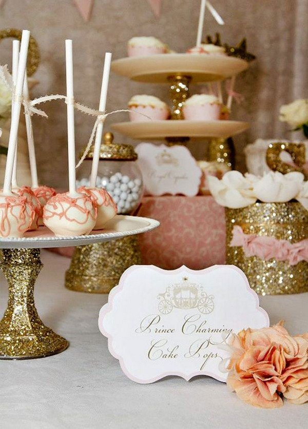rustic country bridal shower decorations