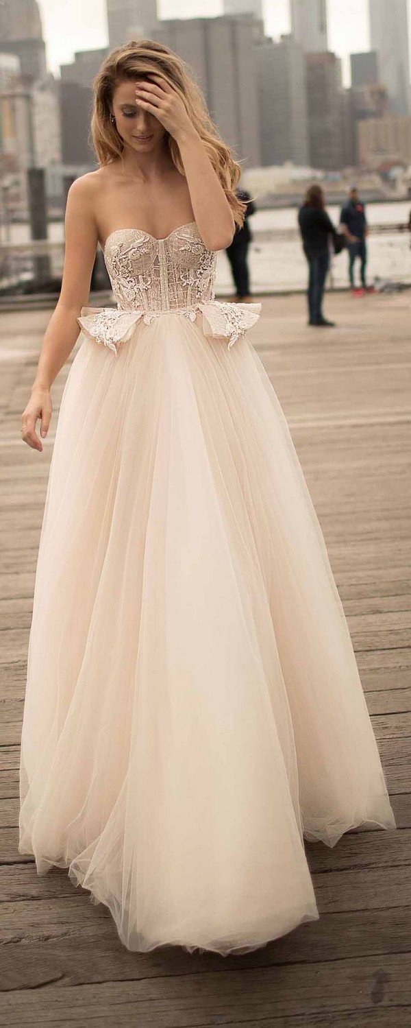 Berta Wedding Dresses SpringSummer 2018 Collection Page