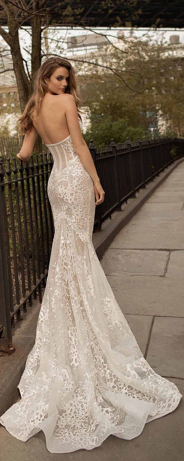 Berta Wedding Dresses SpringSummer 2018 Collection Oh