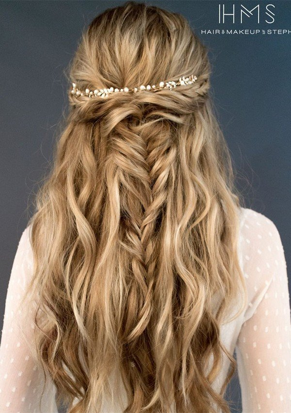 20 Inspiring Wedding Hairstyles From Steph On Instagram
