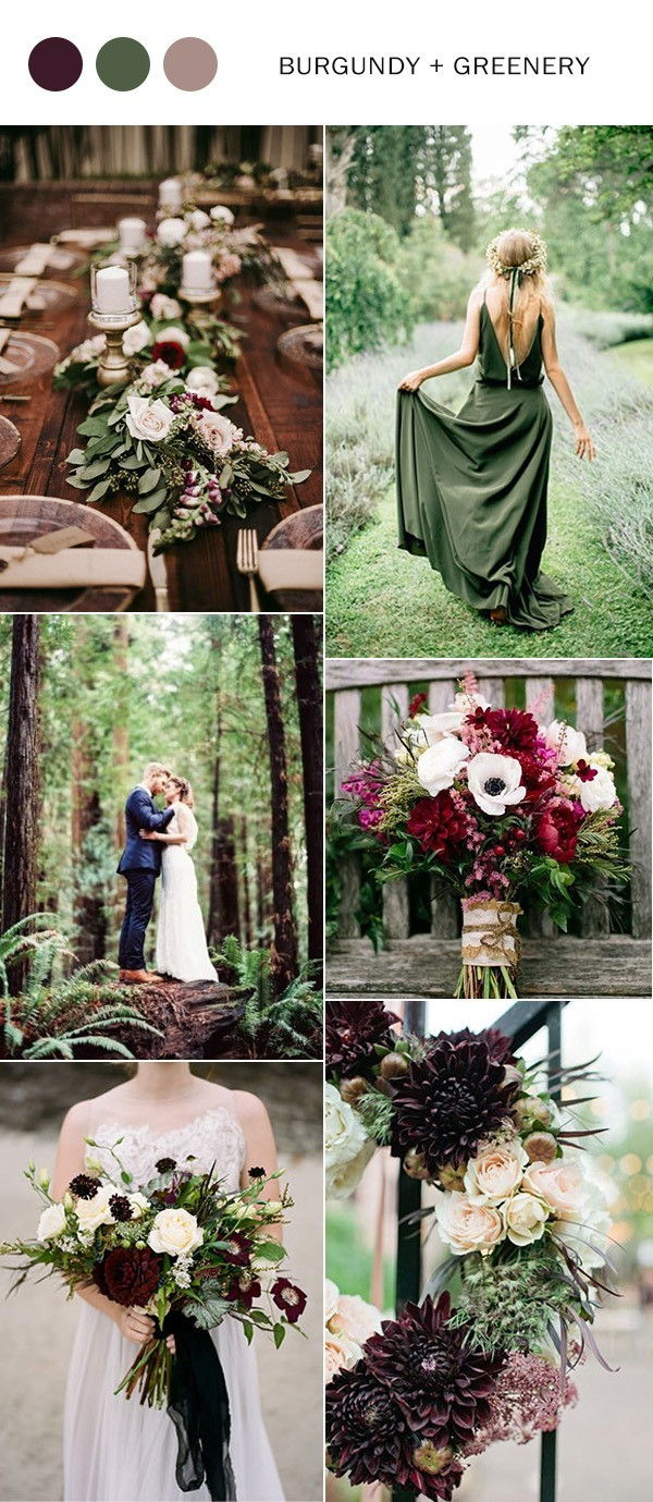 Burgundy Wedding Decorations Archives Oh Best Day Ever