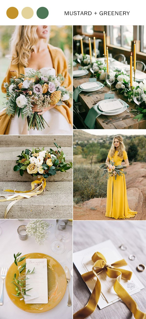 Top 10 Wedding Color Ideas For 2021 Trends Oh Best Day Ever