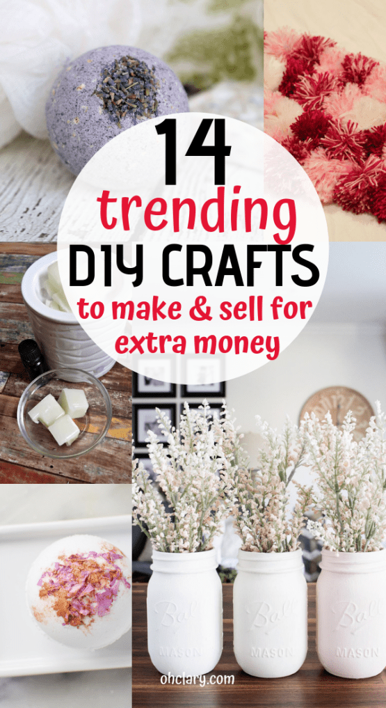 Easy Crafts That Make Money - 14 Simple Crafts To Make And