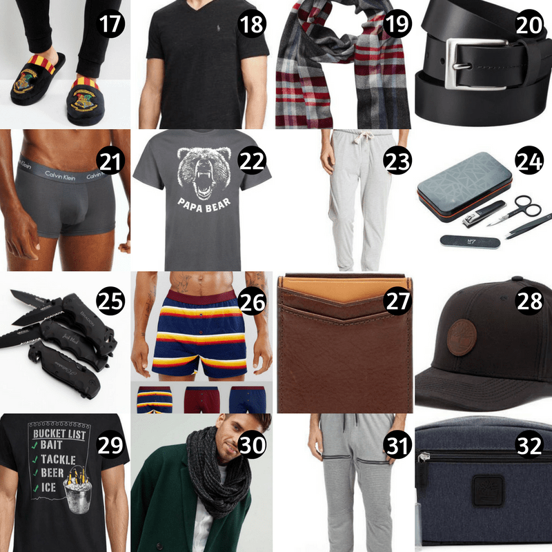 Are you looking for budget gift ideas for your boyfriend husband or other important men in your life? These 31 gifts for him under $20 will make shopping a breeze! There is something for every guy on this list and you are sure to find them the perfect gift! Gifts for him under 20, valentine's gift for him under 20, valentines gift for him, gift for him valentines day, gift for him birthday, birthday gift for him under 20, gift for him anniversary
