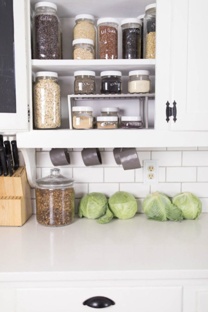 13 Incredible Mason Jar Organizer Ideas That Will Simplify Your Life ...