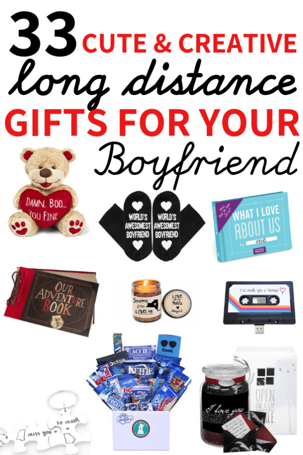 33 Gifts For Long Distance Boyfriend That He Will Absolutely LOVE These Cute