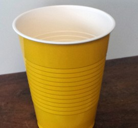 potty training trick cup