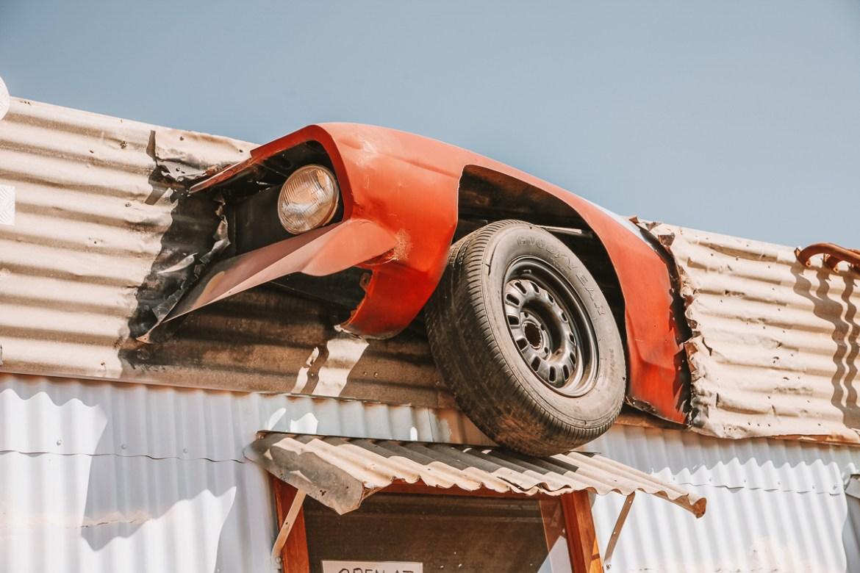 Max Max 2 Museum Silverton | Broken Hill | New South Wales | Australia