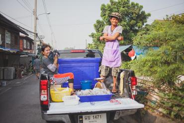 Wongwian Yai Market - en marknadspärla i Bangkok