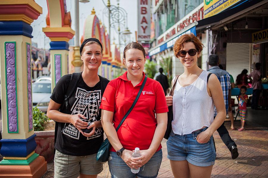Brickfields / Little India - Kuala Lumpur, Malaysia