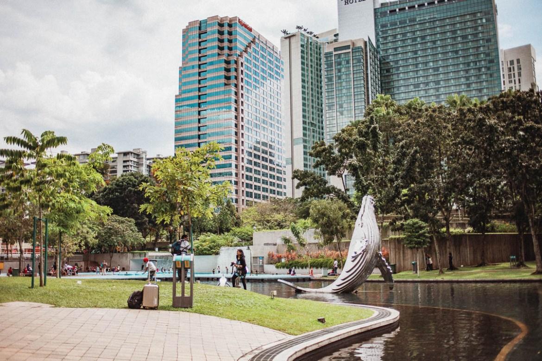 Sightseeing i Kuala Lumpur