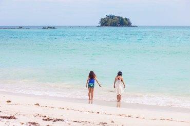 En utflykt till Pulau Ular (även känd som Snake Island)