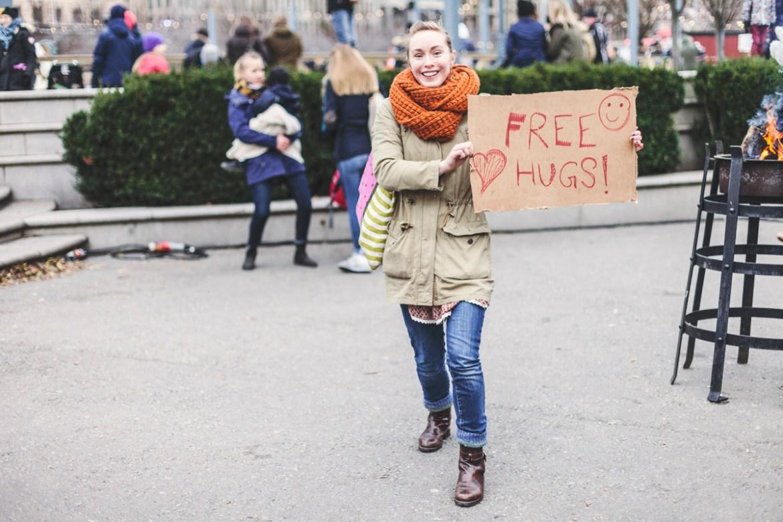 Gratis kramar i Kungsträdgården!