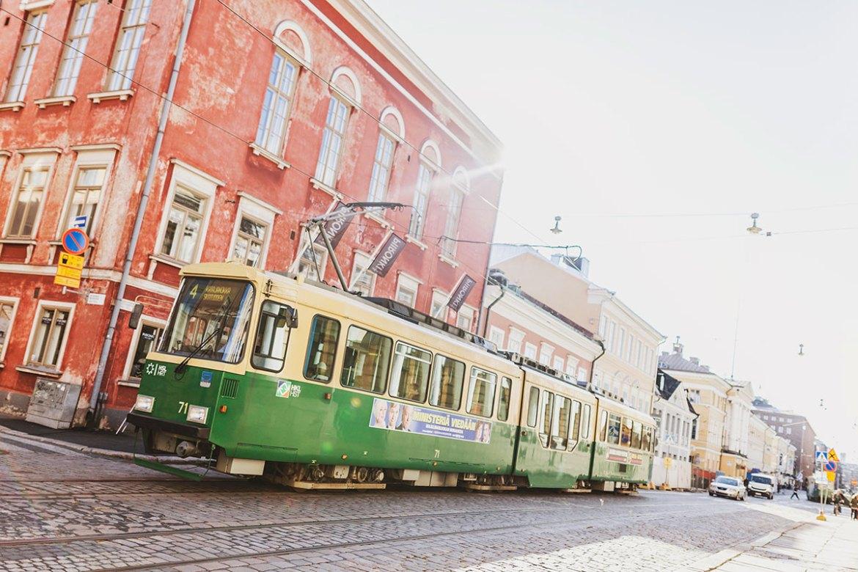 5 saker att upptäcka i Helsingfors
