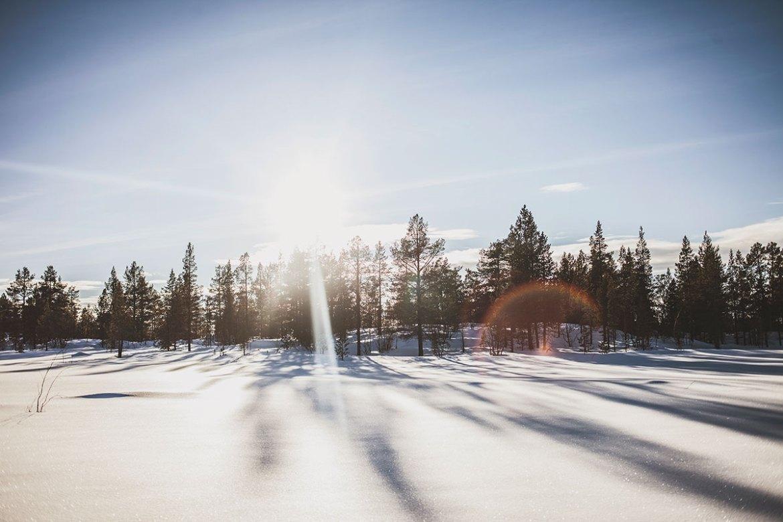 Mertajärvi, Sverige