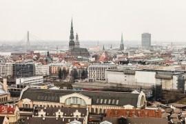 Första intrycket av Riga