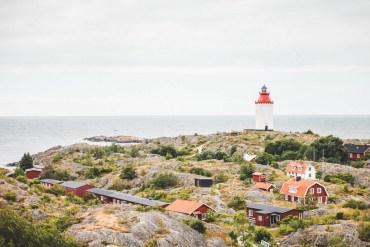 En liten ö vid namn Landsort