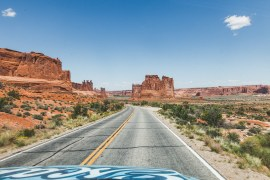 7 bilder: Arches National Park