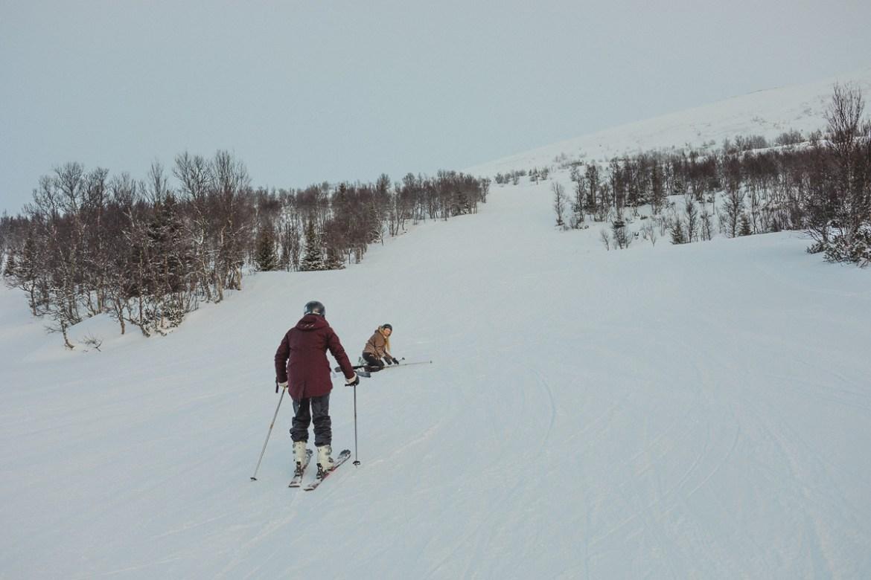 Elin Kero & Jonna Jinton i Åre
