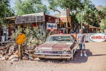 Roadtrip: Las Vegas till Grand Canyon
